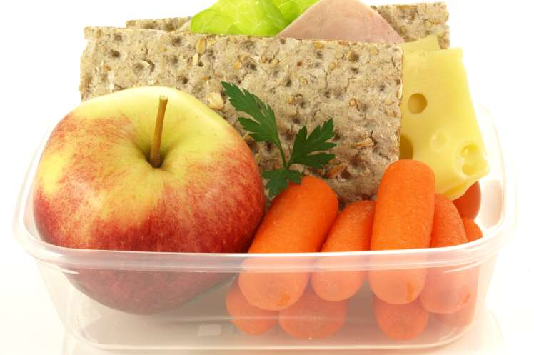 Healthy options for your lunchbox