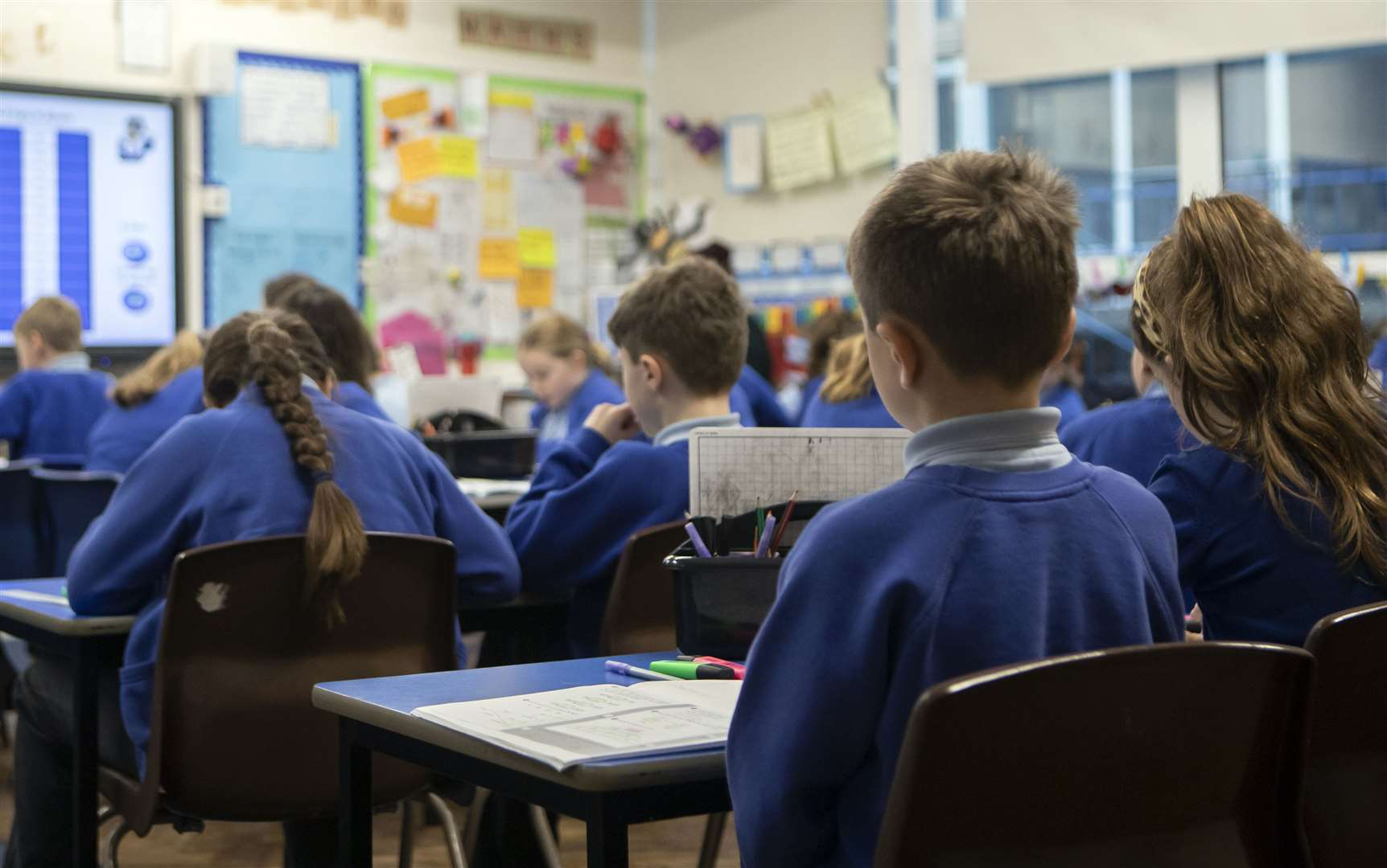 There are fewer concerns about the risks associated with primary schools says Dr Ranj