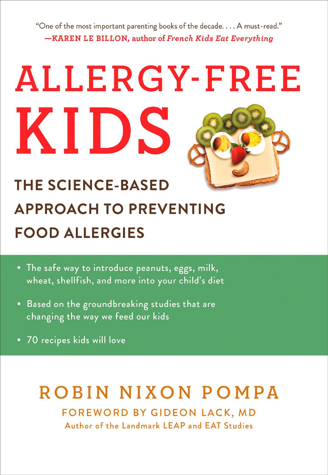 Allergy-Free Kids by Robin Nixon Pompa is published by William Morrow, £16.99