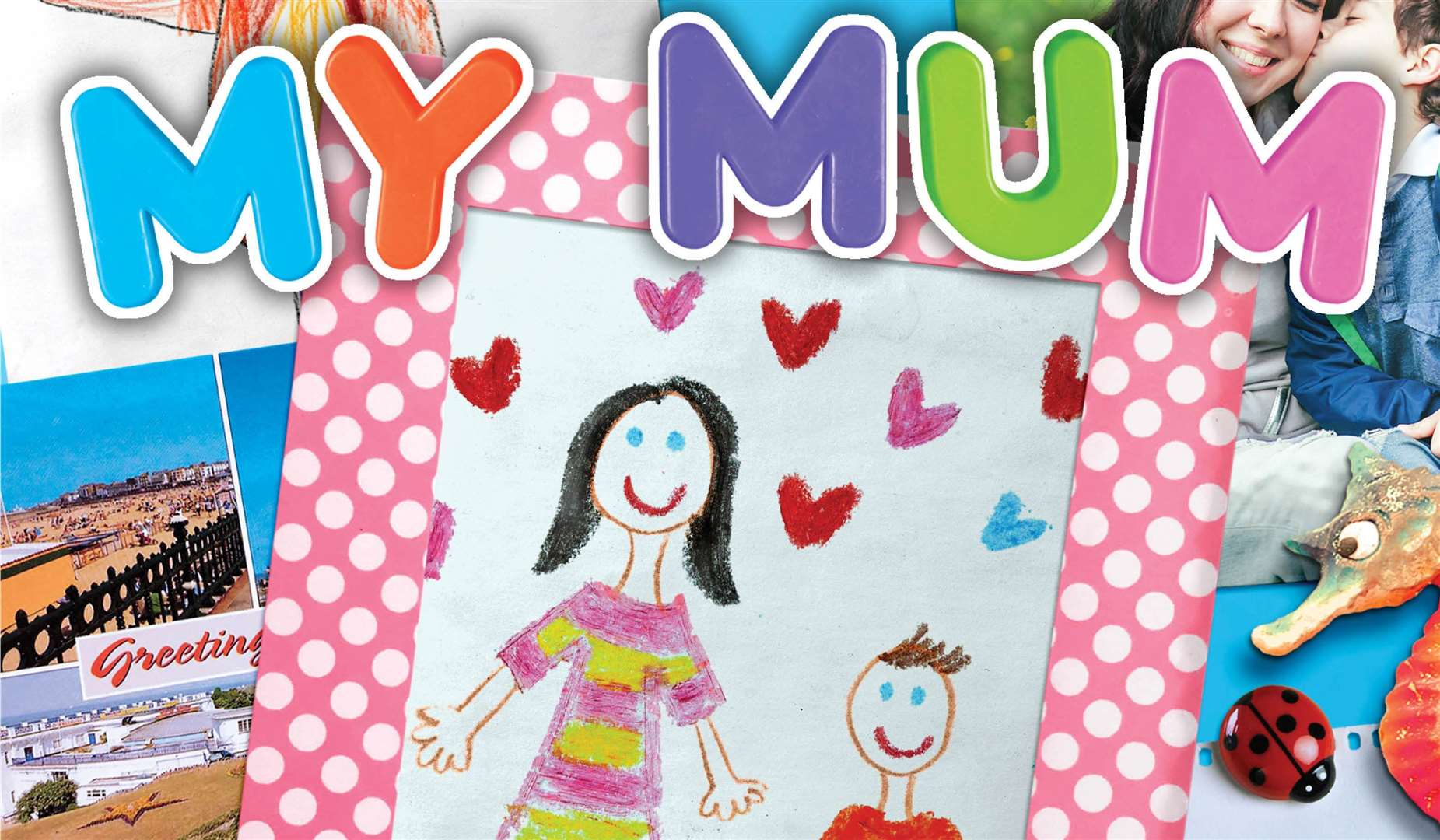 If your child drew a picture for My Mum you can now order it online