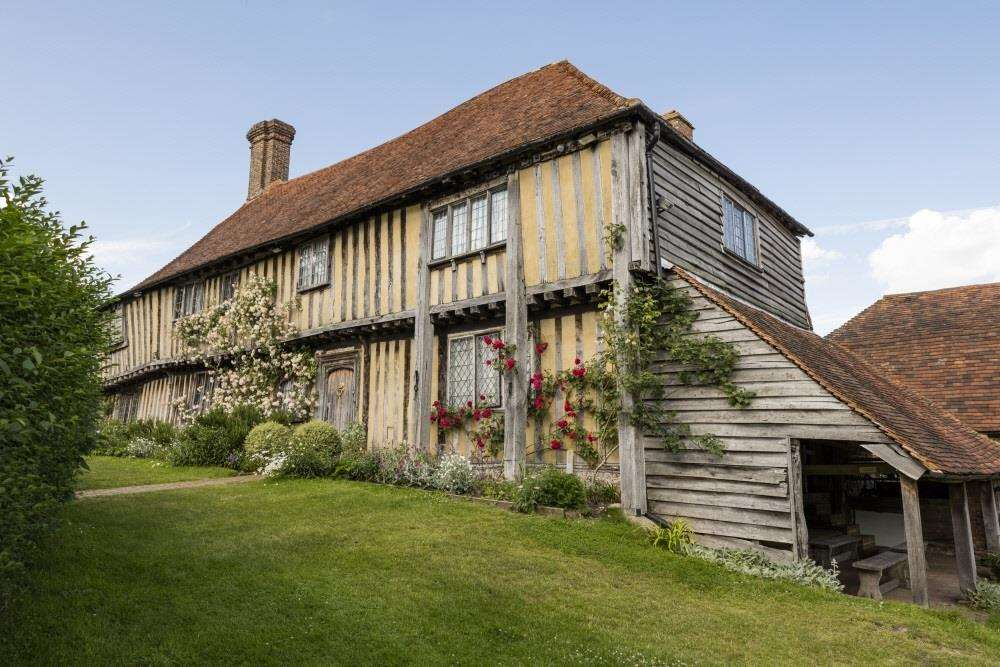 Celebrate this year's harvest at Smallhythe Place