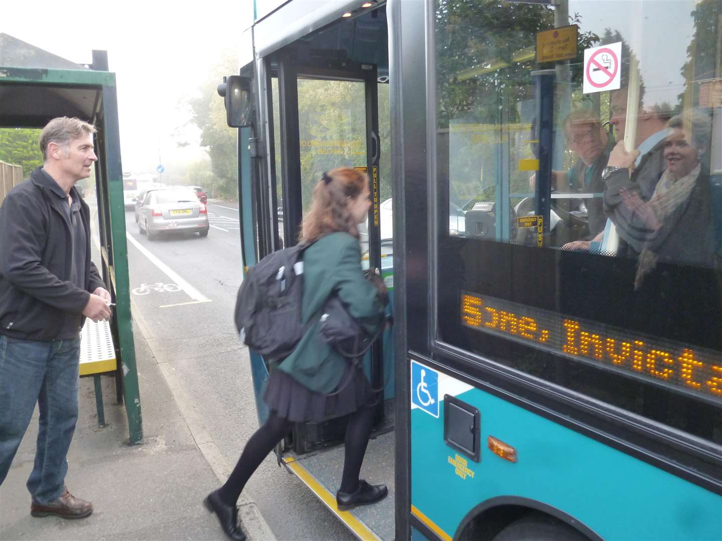 Arriva is extending its travel times for children with a KCC travel pass