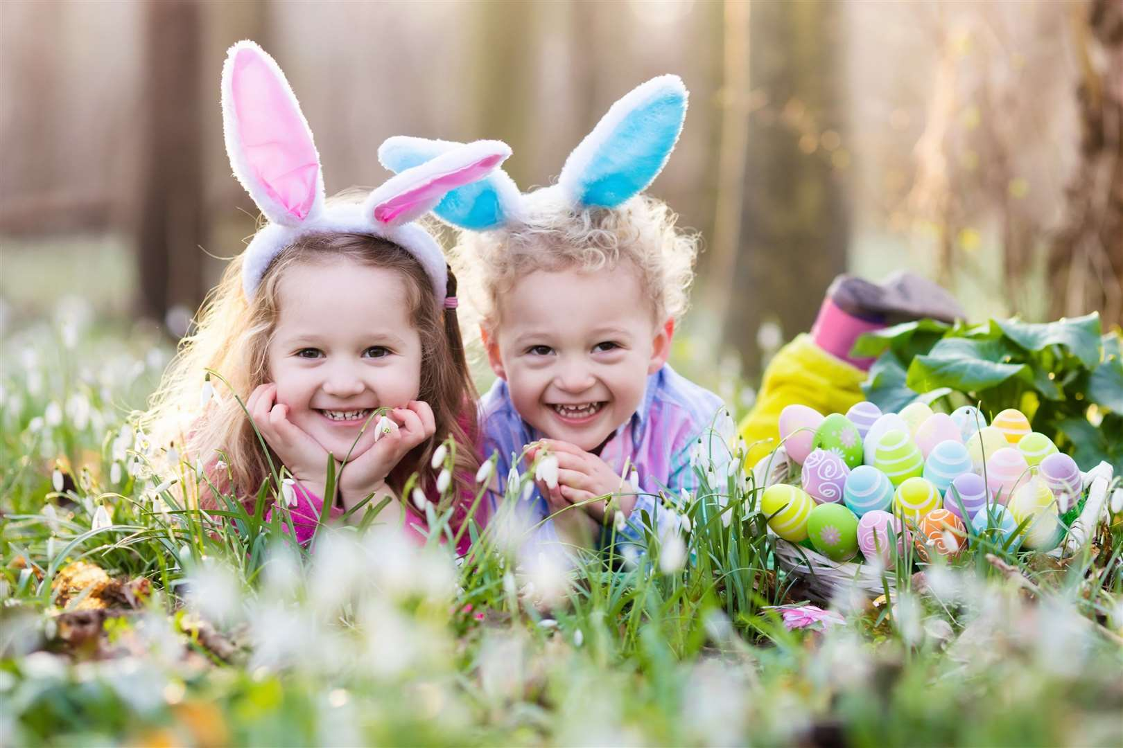There are lots of Easter egg hunts and trails happening across Kent