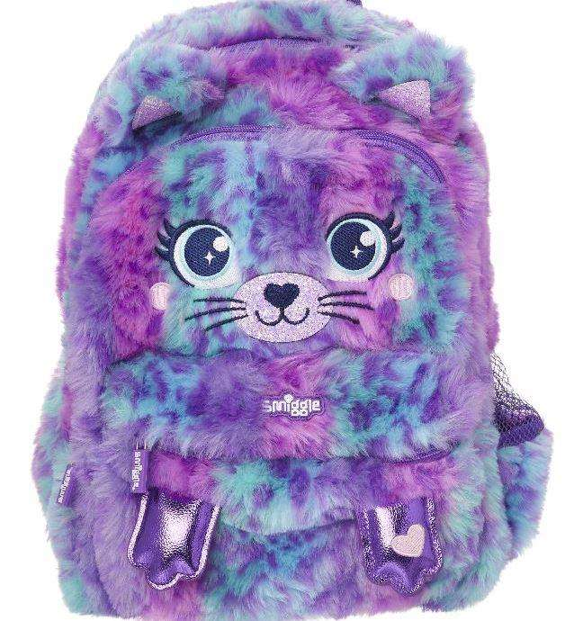 Fluffy Meow junior backpack £36