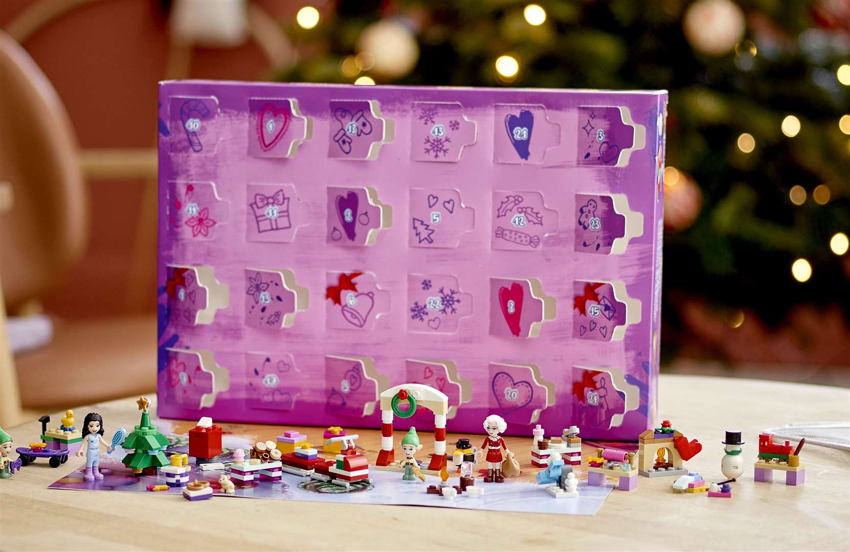 LEGO advent calendars are now being released for Christmas