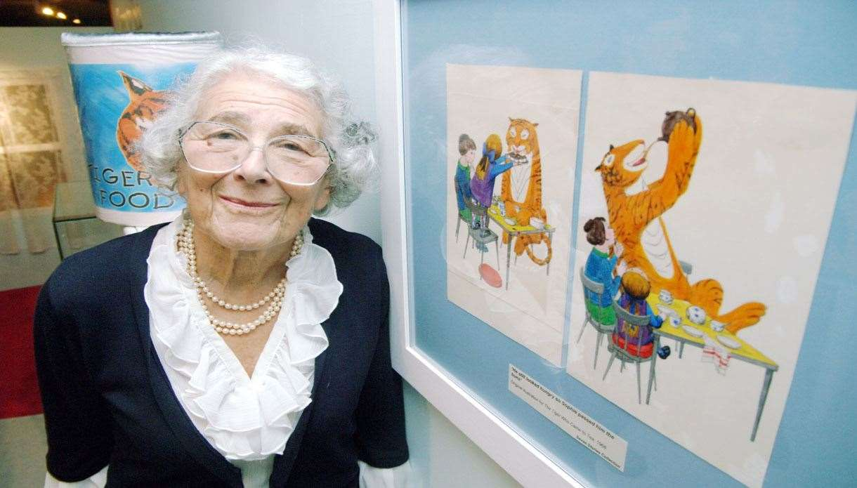 The exhibition is based on the popular story by Judith Kerr