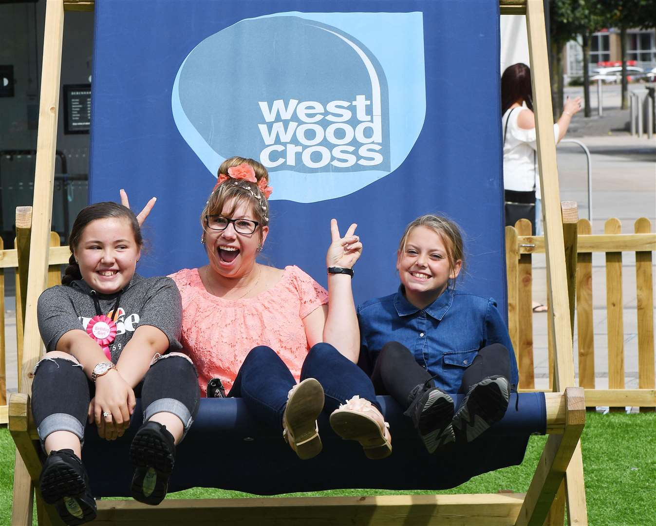 Family events at Westwood Cross until Monday