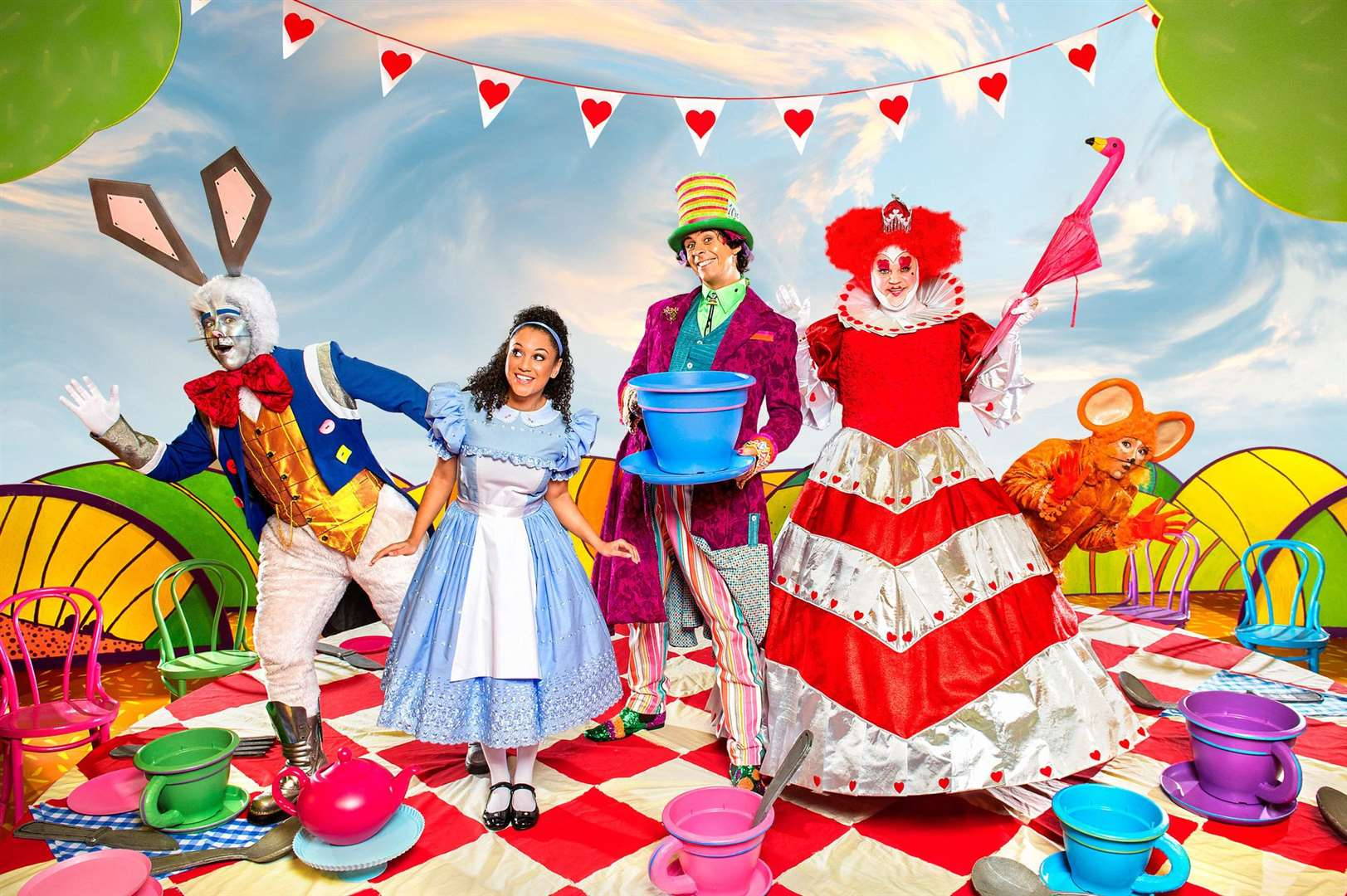 2015 saw a production of Alice in Wonderland