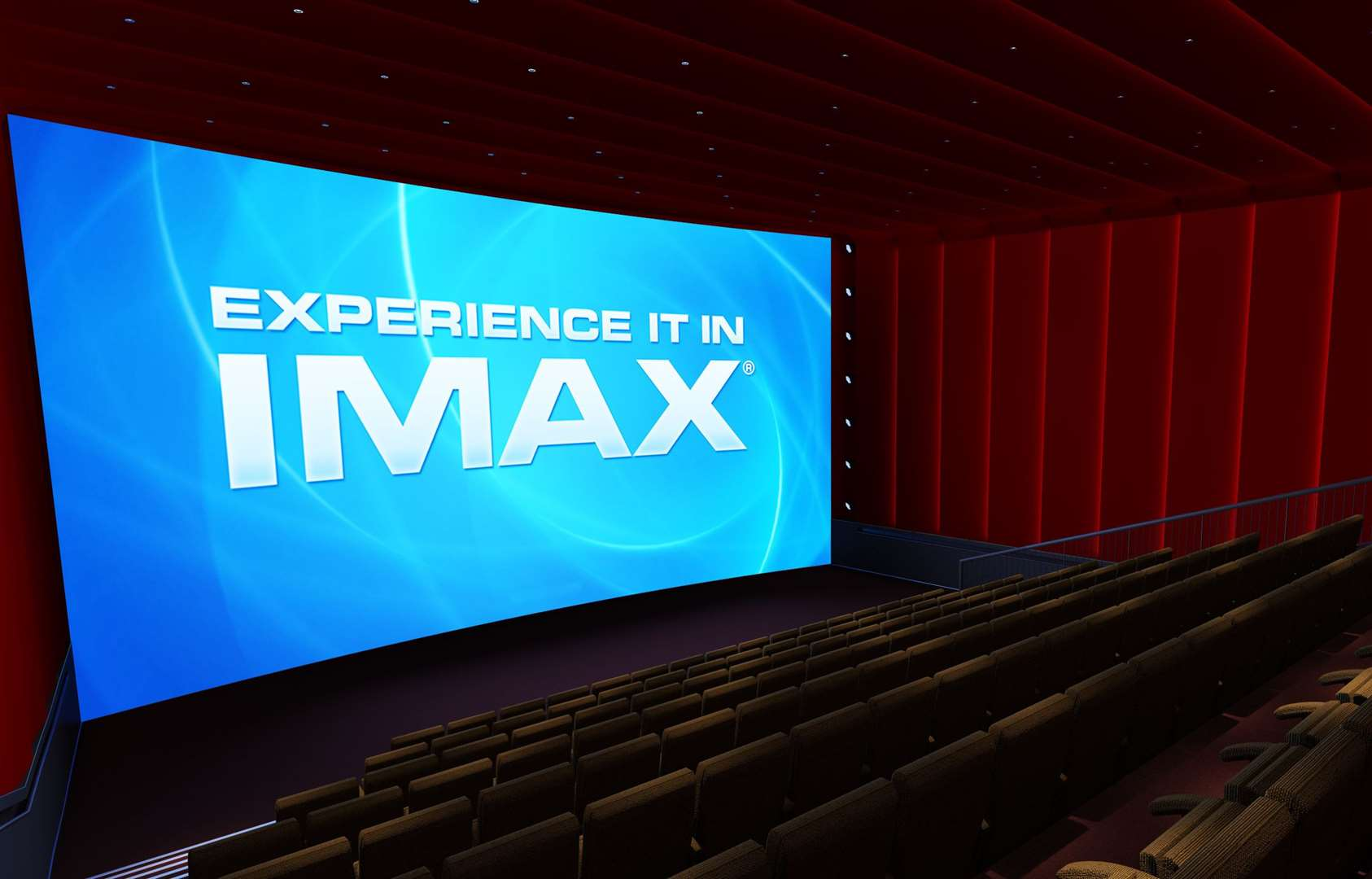 The new IMAX will open in September