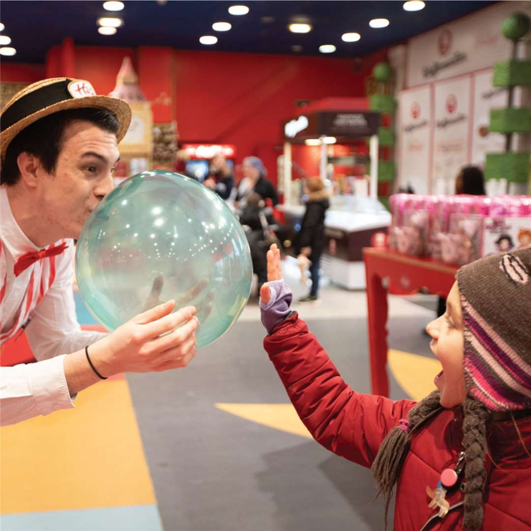 Hamleys at Bluewater says it is following all Covid guidelines to help ensure the magic for children is also safe