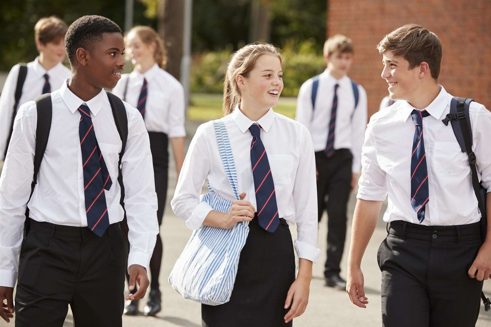 Secondary schools are soon to begin showing prospective pupils what they can offer