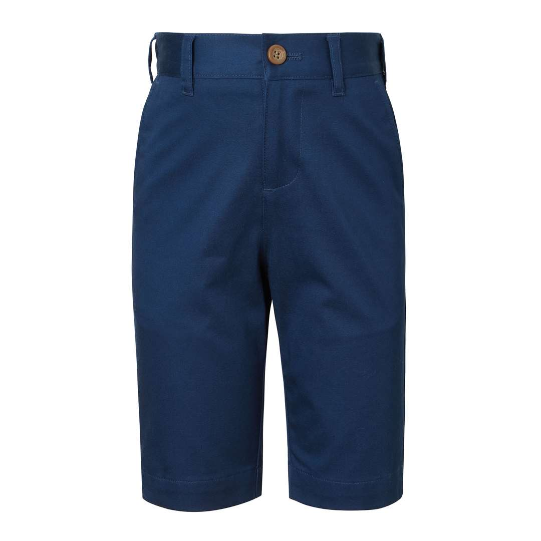 John Lewis Heirloom Collection Boys' Cotton Sateen Suit Shorts, 2 - 14 years, from £10