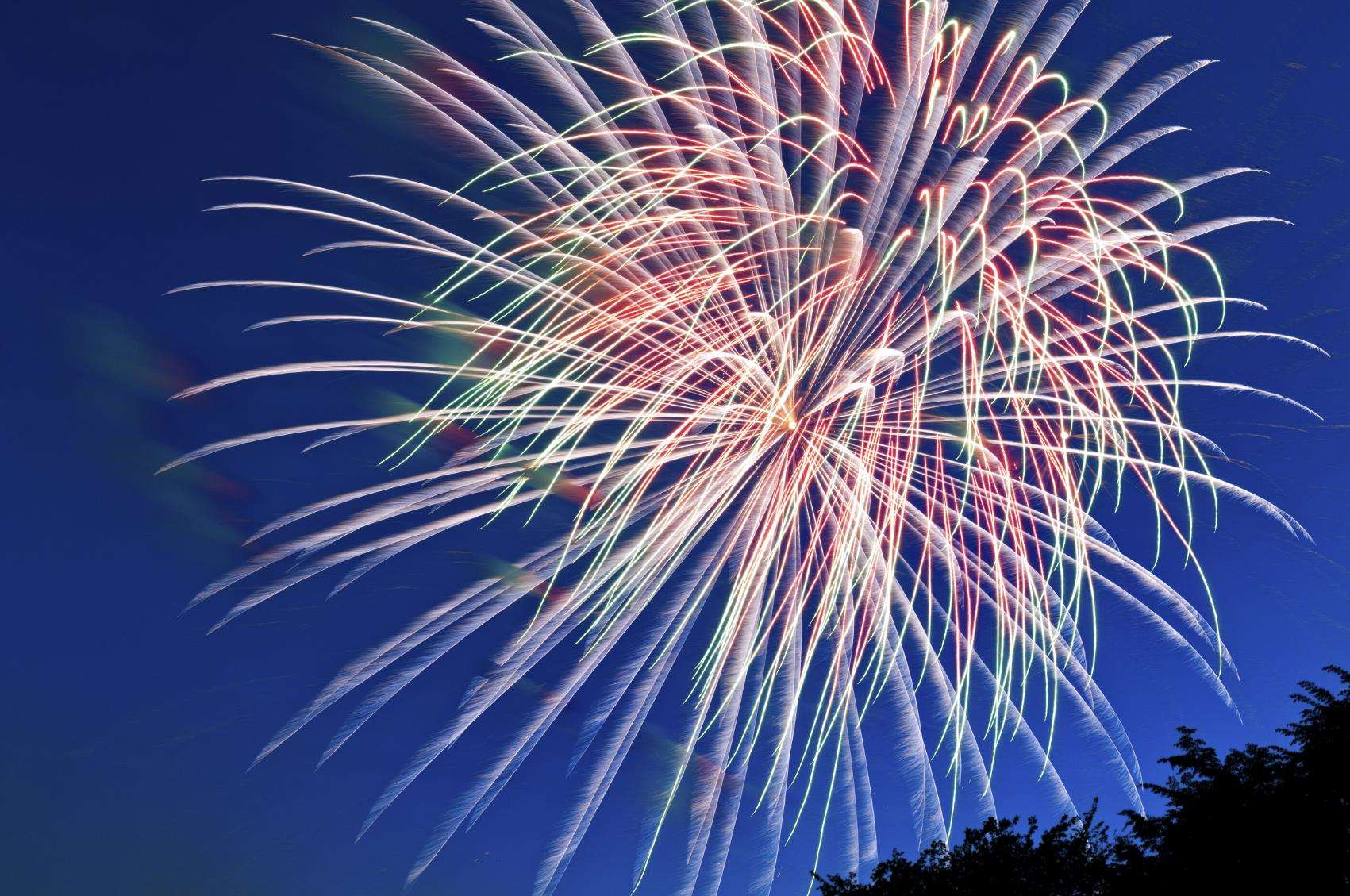 Firework displays continue to take place across Kent this weekend