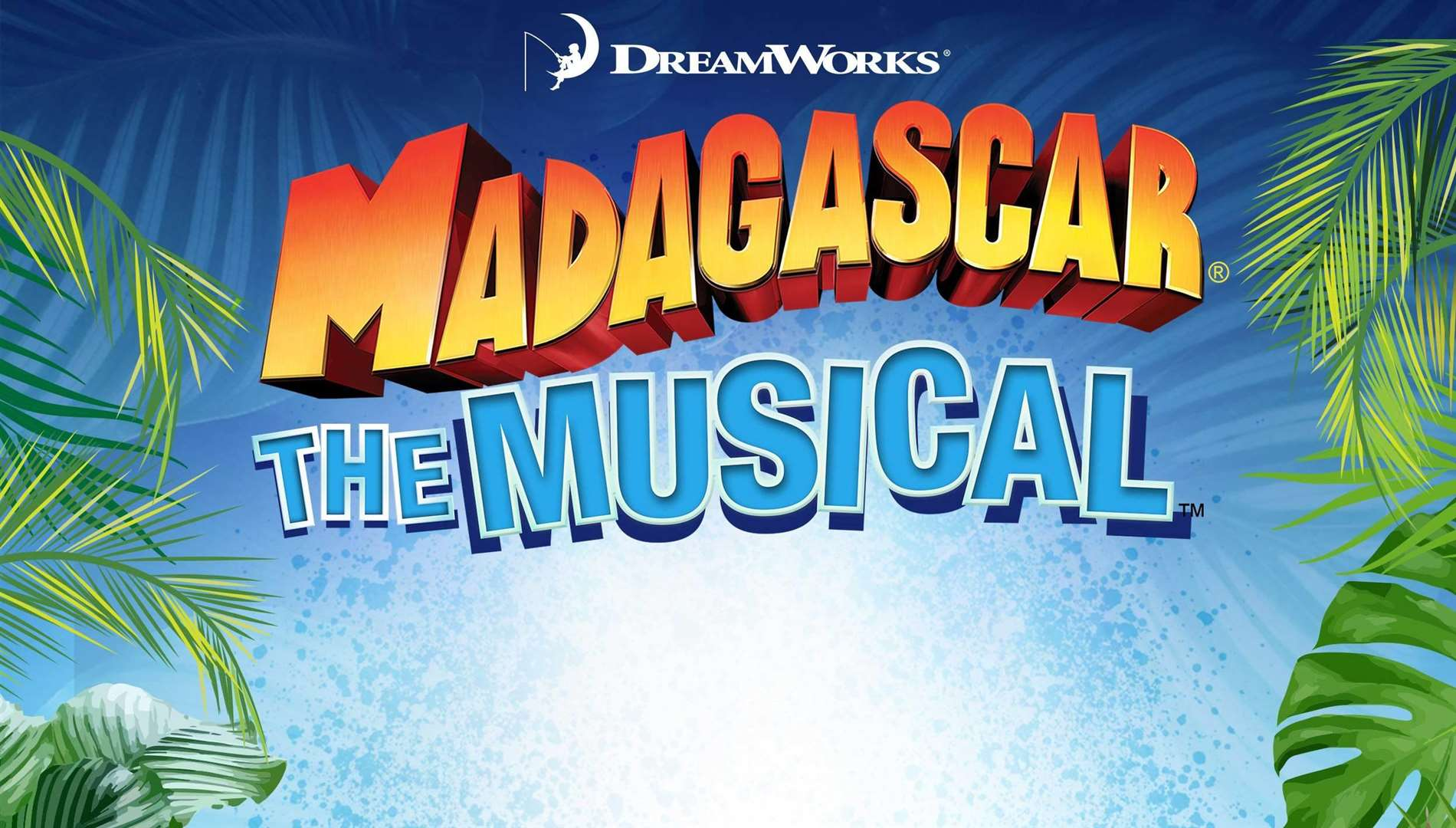 Madagascar the Musical is coming to Canterbury