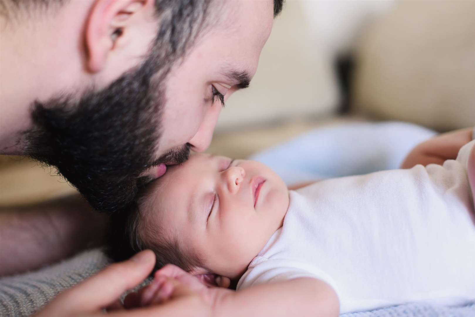 47% of dads-to-be admit they weren't at all prepared for their role at the hospital