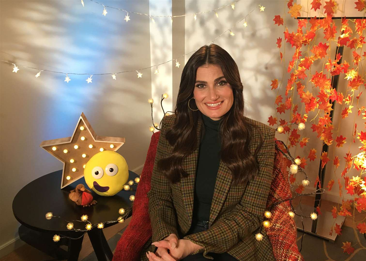 Idina Menzel is going to read a Bedtime Story on Sunday, November 24