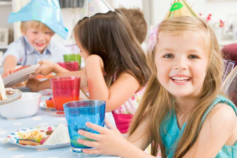Birthday parties benefit from thorough planning