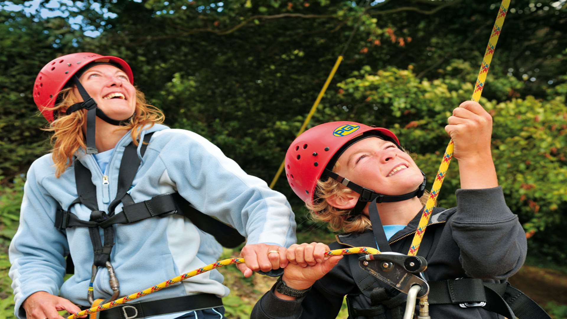 PGL family adventure holidays Review of Liddington