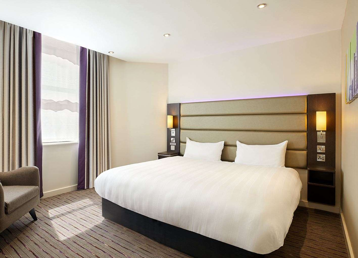 Premier Inn has says it has released millions of £29 hotel rooms. The company is hoping to reopen businesses in May