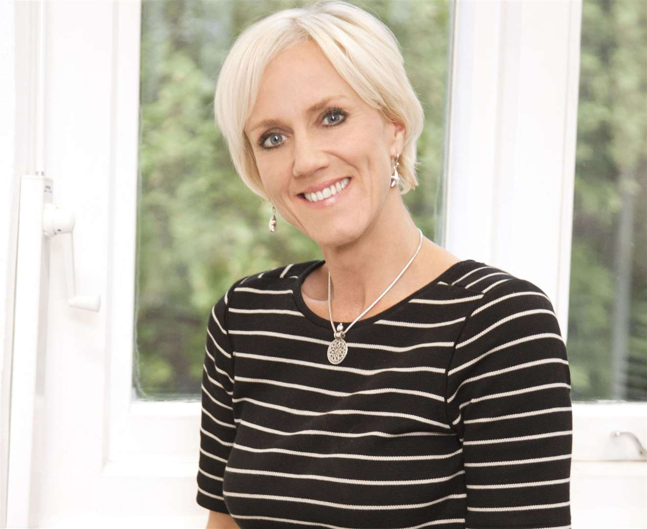 Laura Tenison, founder of JoJo Maman Bebe