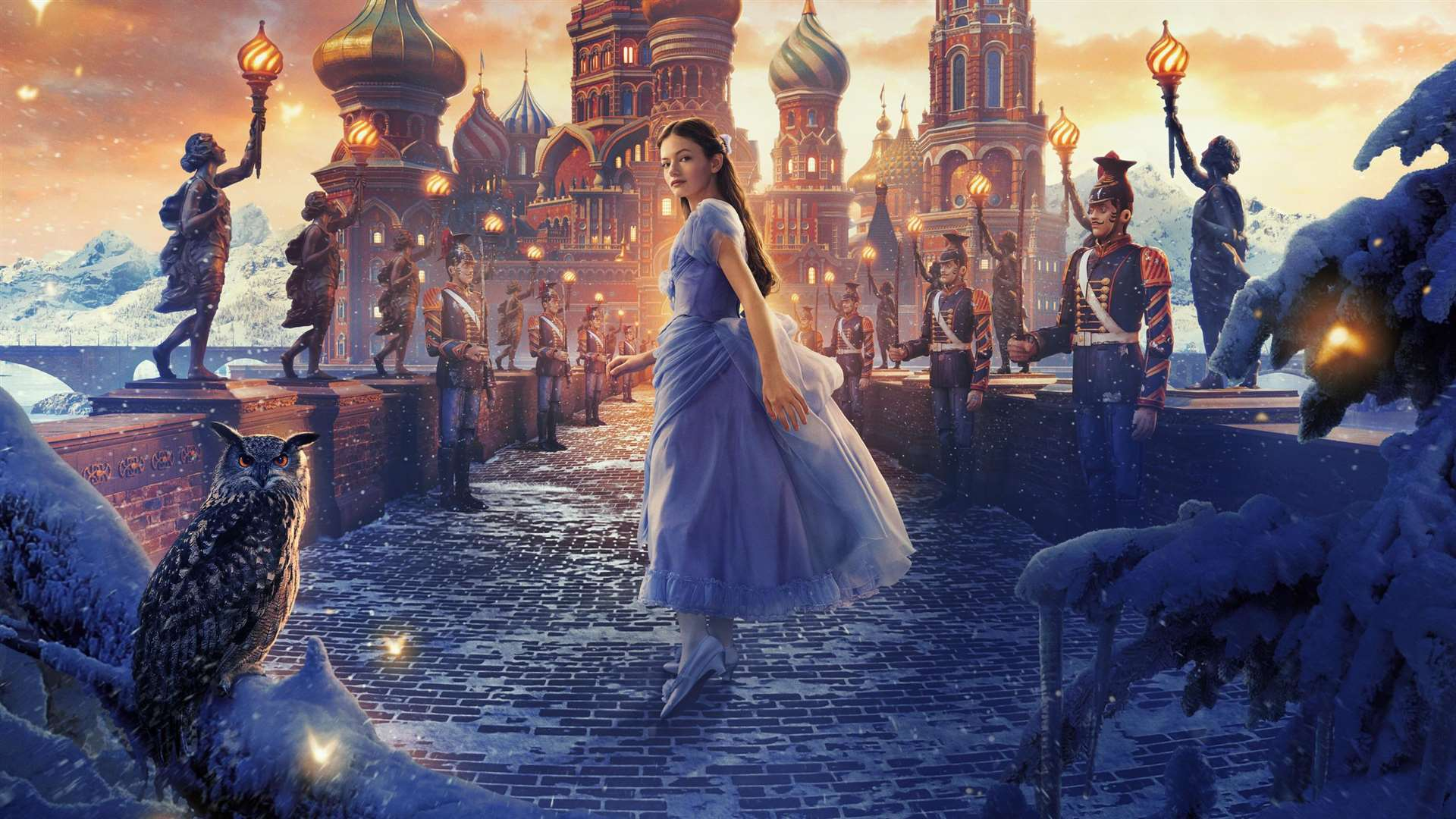 Disney's The Nutcracker and the Four Realms showing this weekend at the Paul Greengrass Cinema