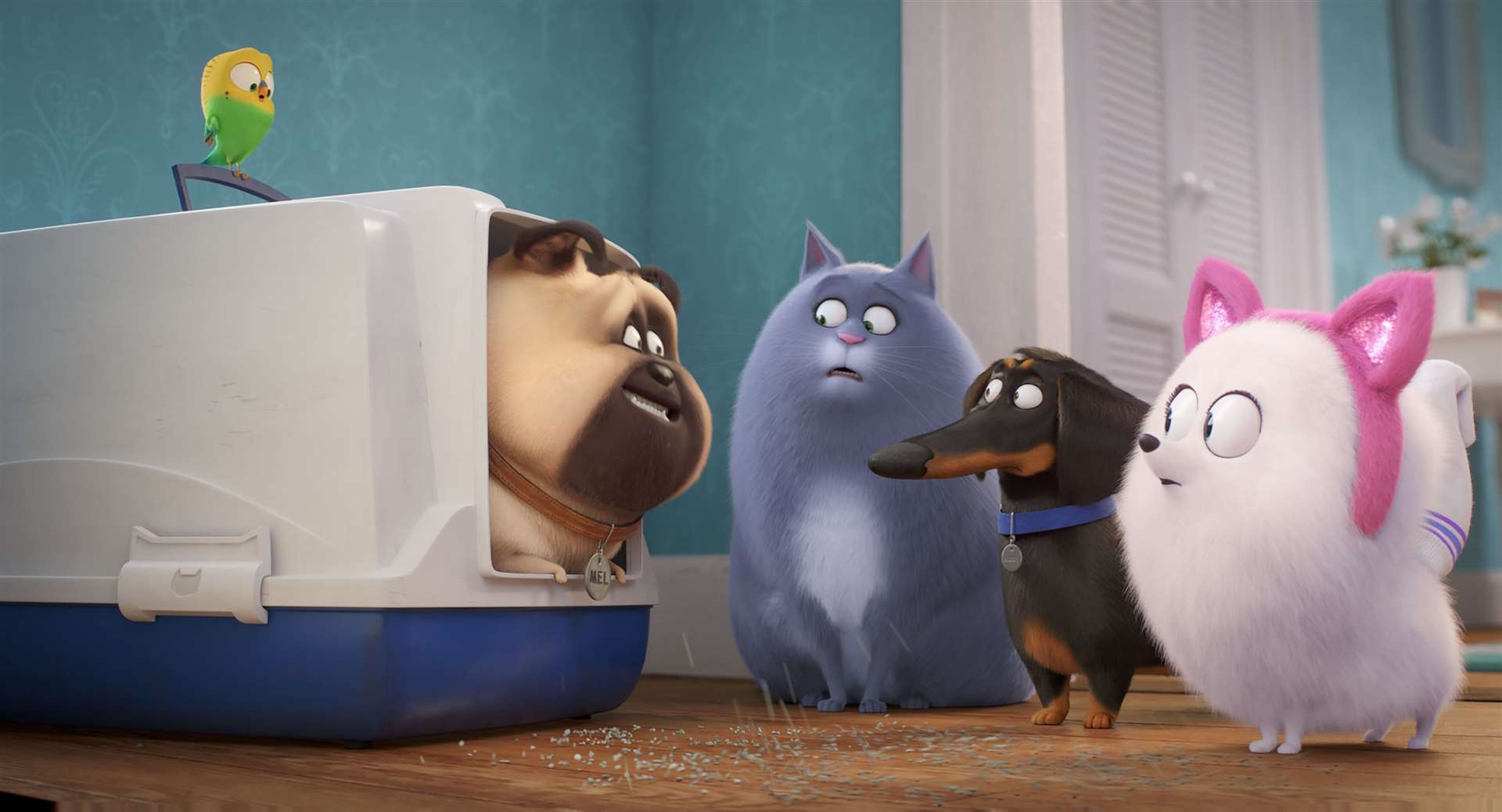 The Secret Life Of Pets 2. Picture credit: PA Photo/Illumination Entertainment/Universal Pictures.