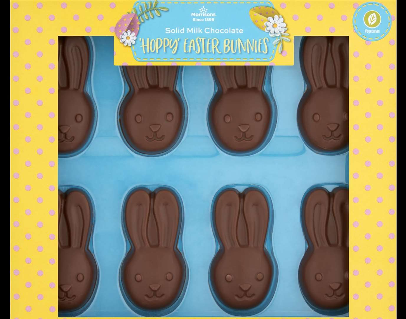 Morrisons Hoppy Easter bunnies
