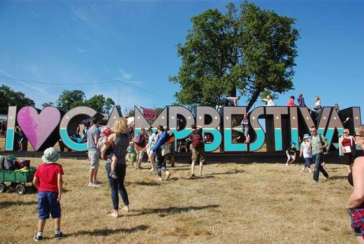 Camp Bestival in Dorset is designed with families in mind