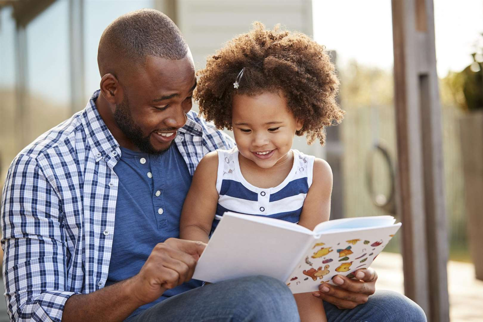 Reading to children is part of the advice