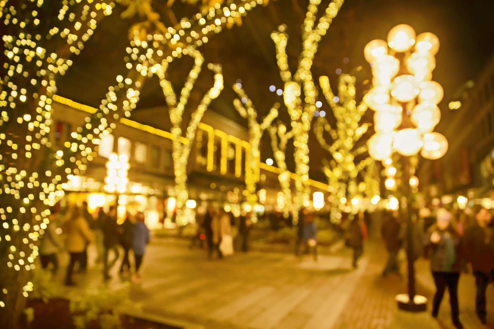 Visit a Kent Christmas lights switch-on