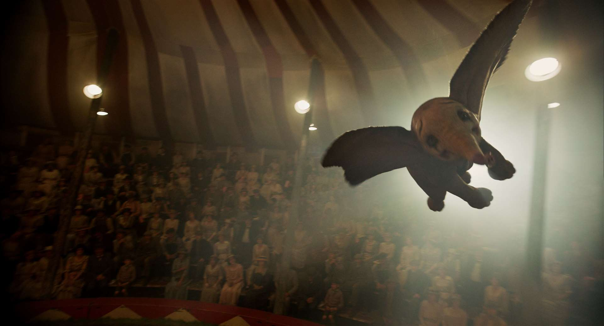Dumbo flies into cinemas on March 29