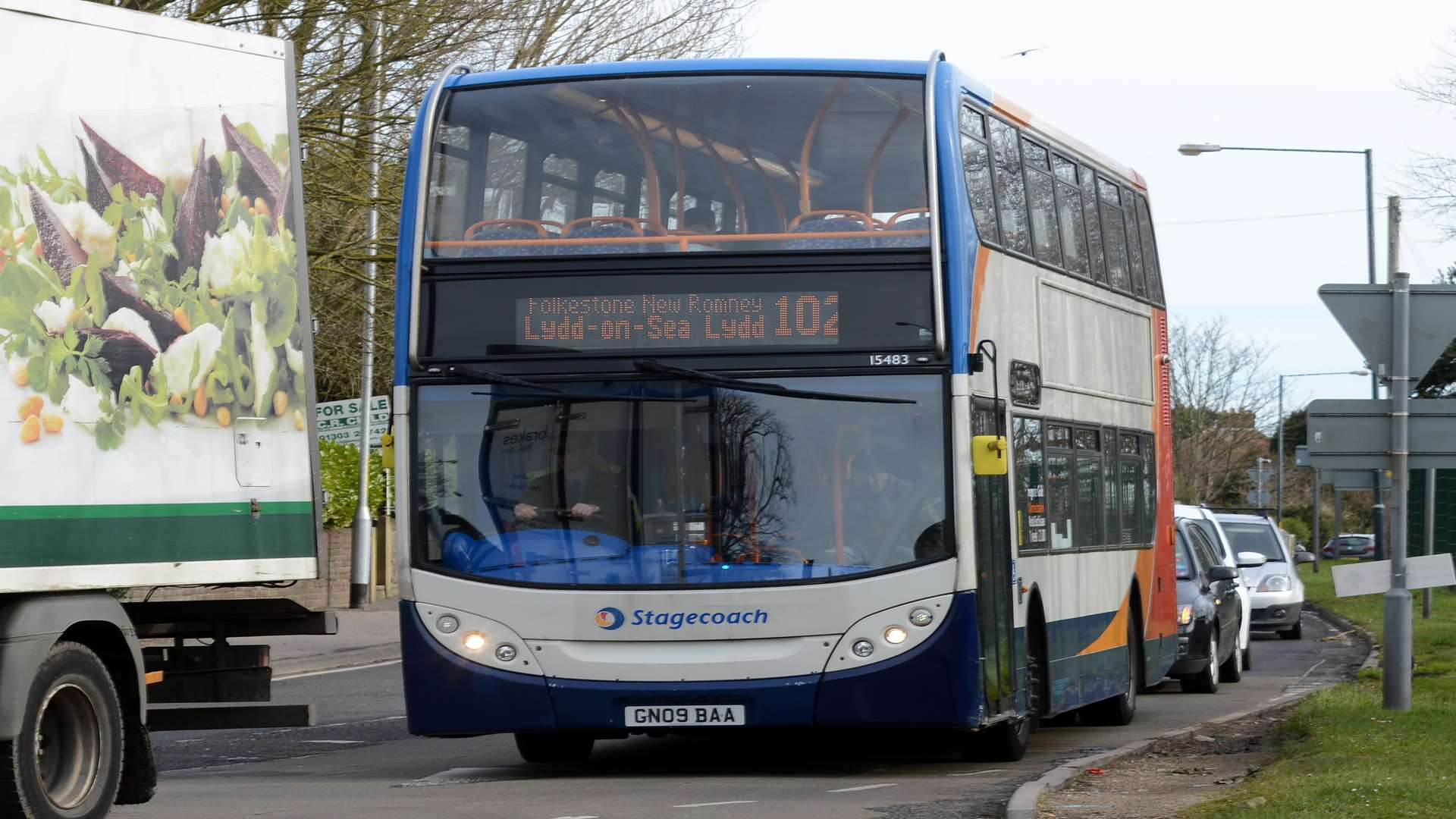 Many bus services in Kent could be under threat