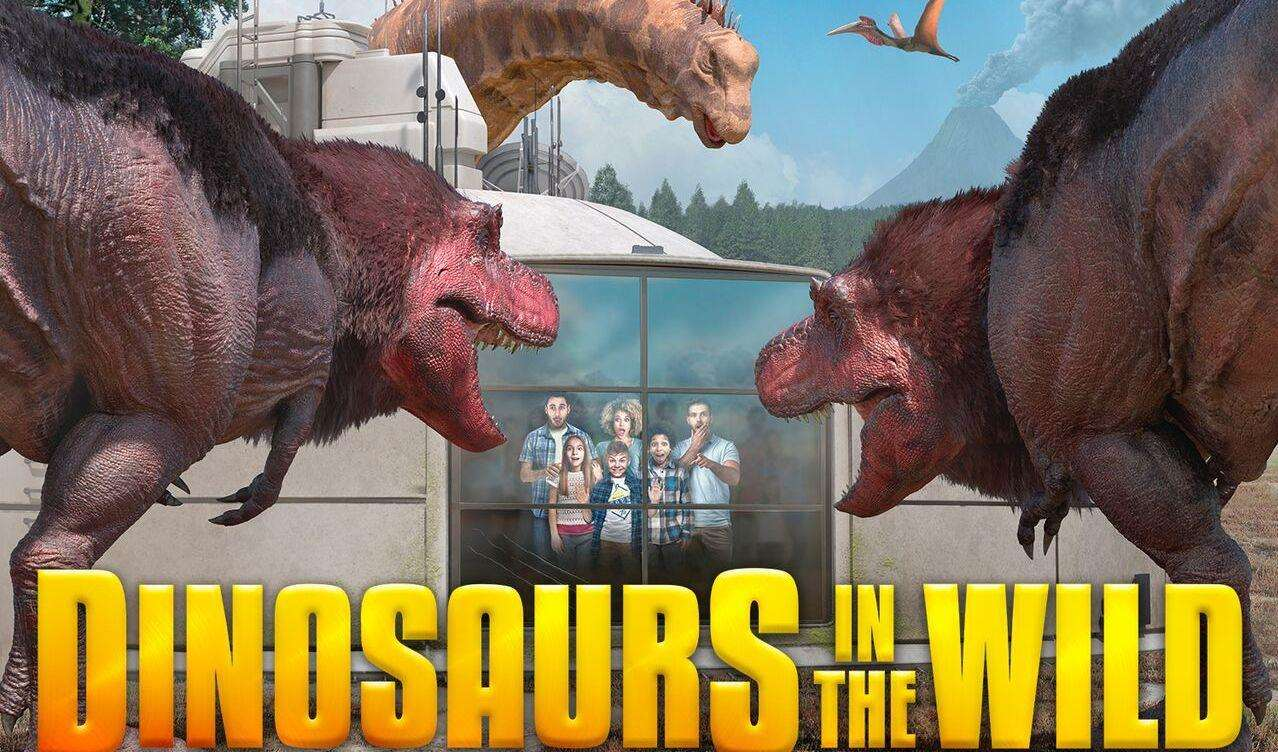 Dinosaurs in the Wild cheap tickets on offer (3436556)