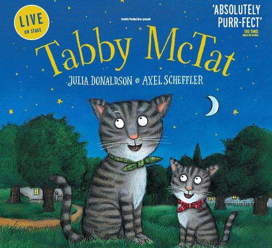 Tabby McTat at the EM Forster Theatre