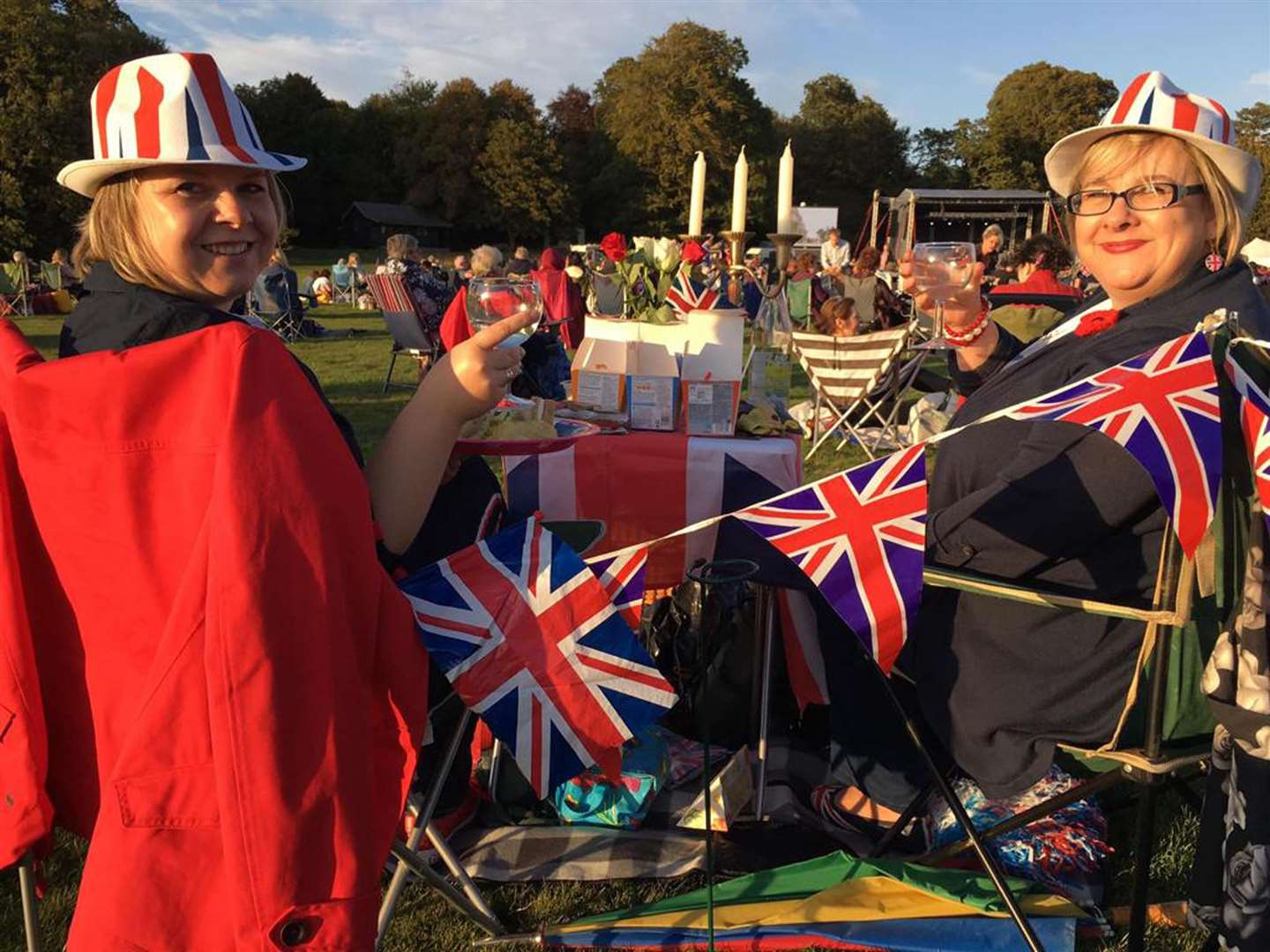 Open air proms wll return to Hole Park Gardens