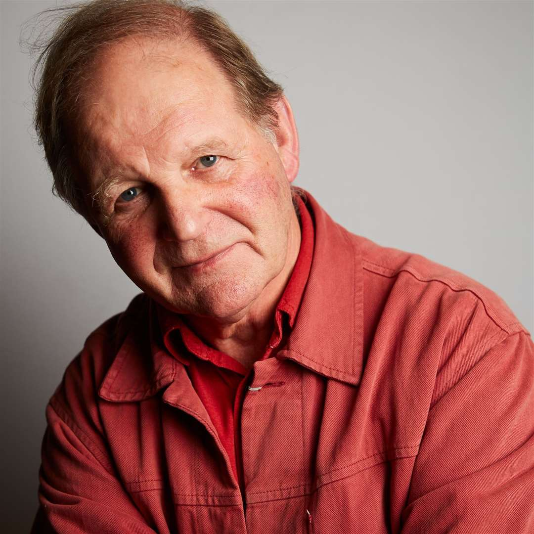 Michael Morpurgo. Picture courtesy of Phil Crow.