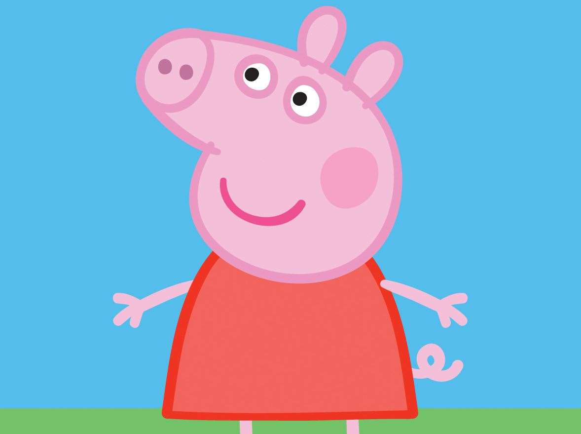 Meet Peppa Pig at Groombridge Station